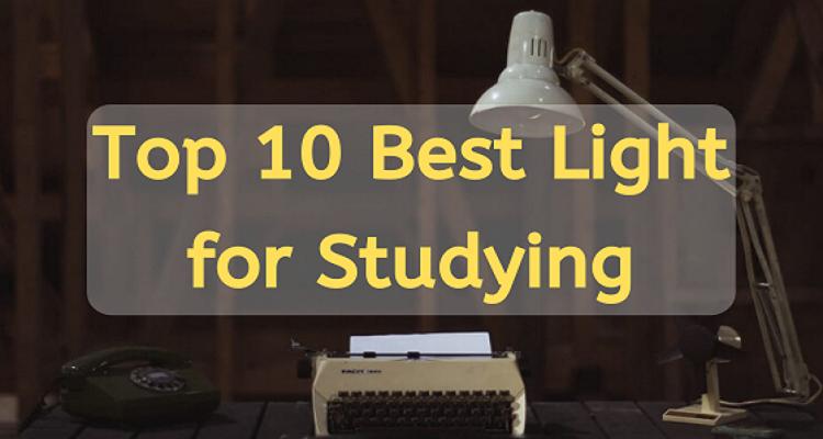 Best Light for Studying