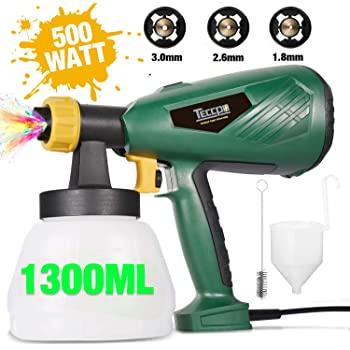 TECCPO 500 Watts Paint Sprayer