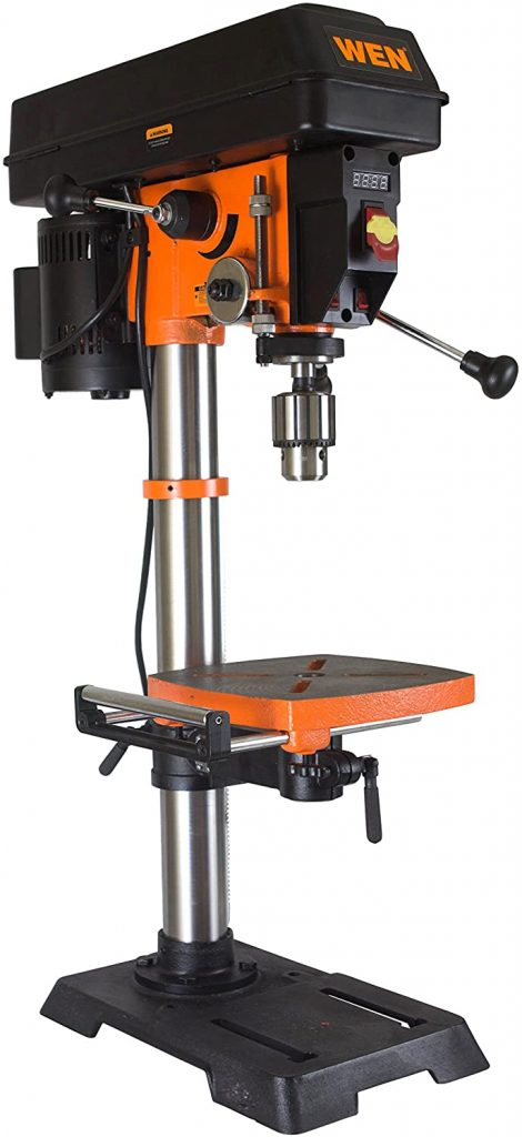 jewelry stone drill press review