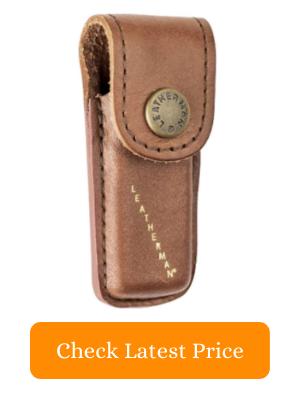 1. Heritage Leather Sheath for Multitools